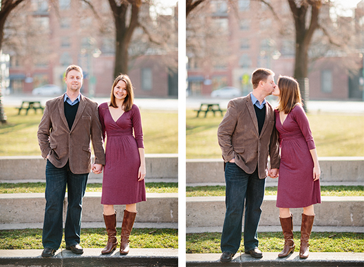 Wisconsin Engagement Photography